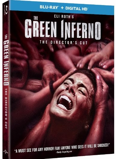 The Green Inferno Arrives On Digital HD