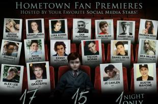The Boy Screenings