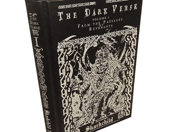 The Dark Verse, Vol. 1 (Second Edition) is Coming