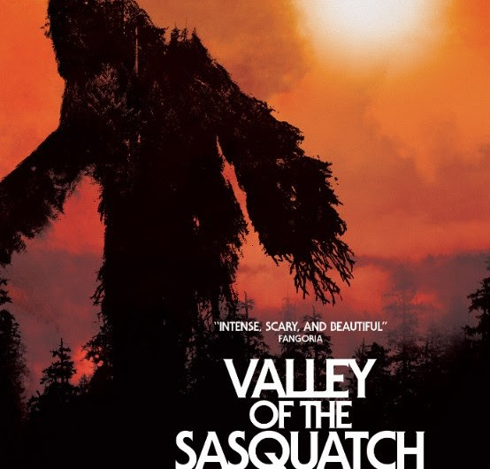 'Valley Of The Sasquatch' Official Trailer & Poster