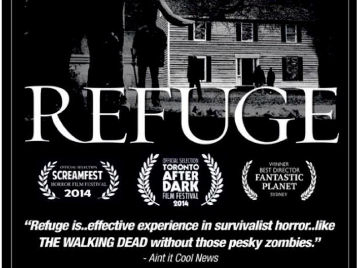 Refuge (2016) – No One Leaves