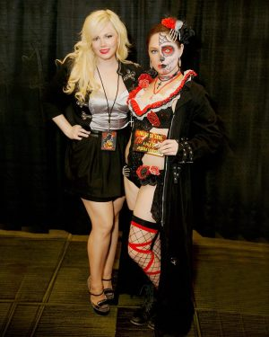 Scream Queen Stream - Jessica Cameron and Heather Dorff