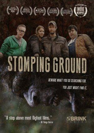 Stomping Ground DVD