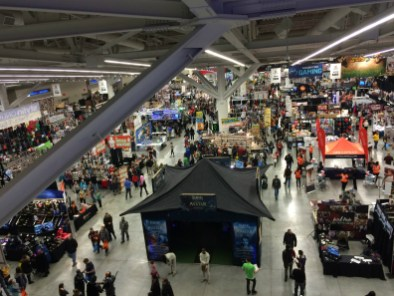 Wizard World CLE 2016 - The Show Floor 2