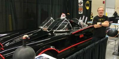Wizard World CLE 2016 - Batmobile
