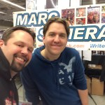 Wizard World CLE 2016 - Chewie & Marvel Comics Marc Sumerak