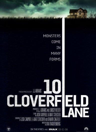 10 Cloverfield Lane Explores Post 911 USA