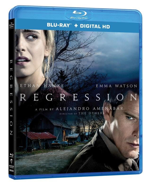 Regression Blu-Ray