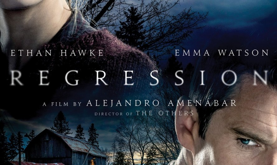 Regression – Blu-Ray, DVD & On Demand May 10th