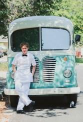 The Ice Cream Truck - Ice Cream Man