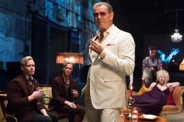 Pierce Brosnan stars as 'The Man' in URGE.