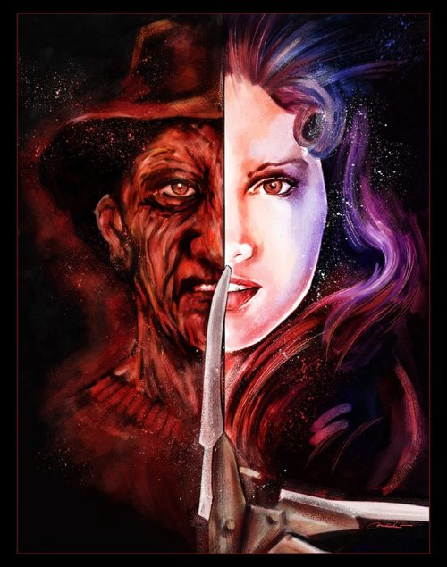 Final Girls & Cinema Survivors - Nancy Thompson (A Nightmare on Elm Street)