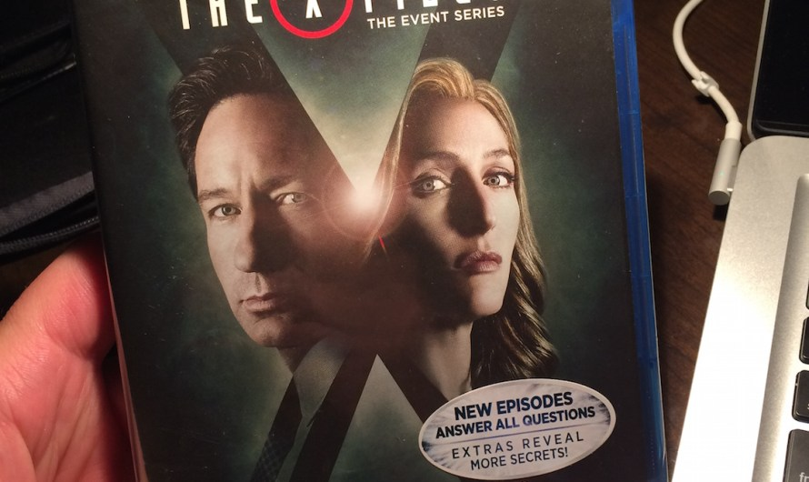 The X-Files – The Event Series Blu-Ray