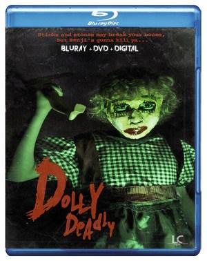 Dolly Deadly - Bly-ray
