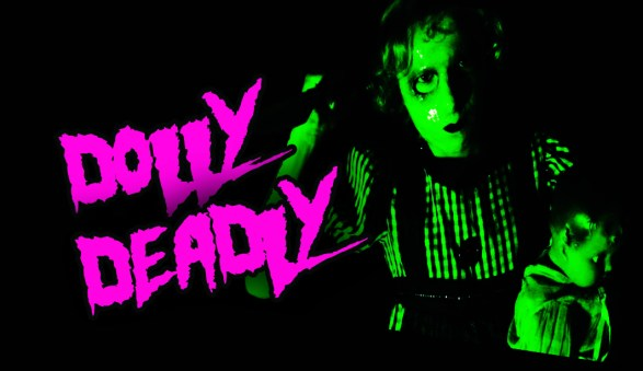 Dolly Deadly - sticker