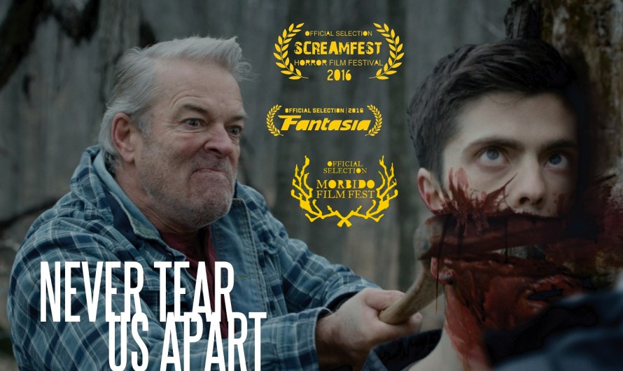 Never Tear Us Apart (2015) – Proof of Concept Proves Brilliant