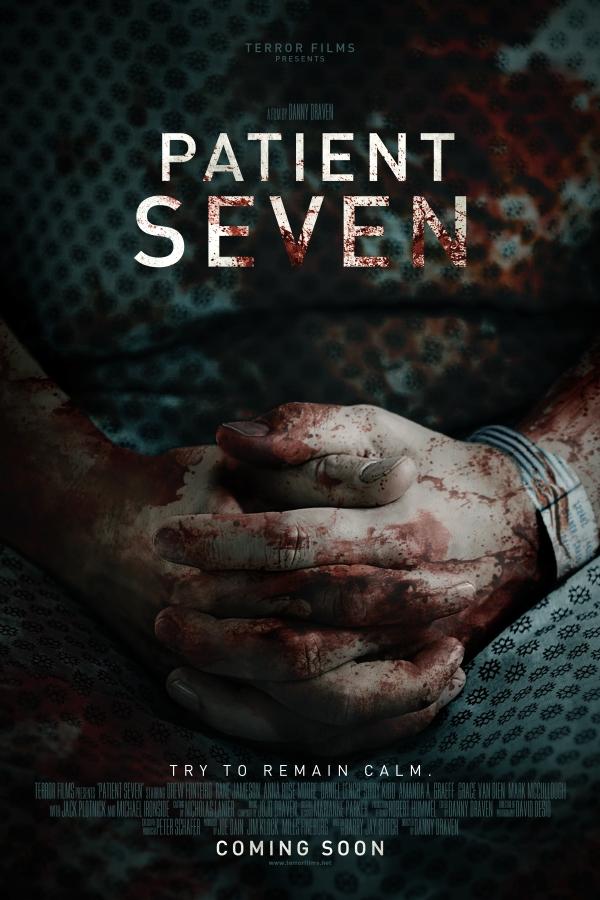 Patient Seven Official Poster (Danny Draven)