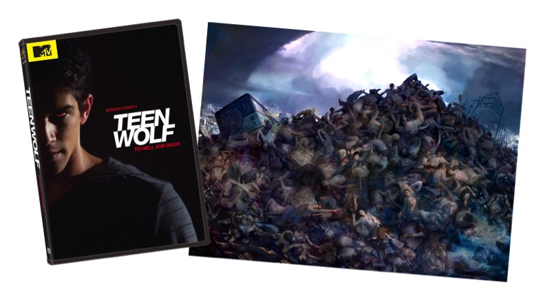 Teen Wolf Season 5 Part 2 Arrives on DVD October 18