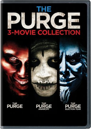The Purge Collection DVD