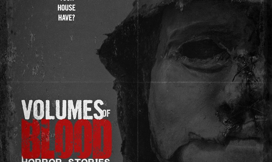 Volumes of Blood: Horror Stories – Final Teaser Poster