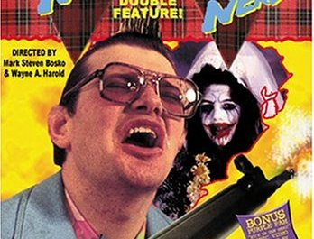 Killer Nerd & Bride of Killer Nerd Double Feature