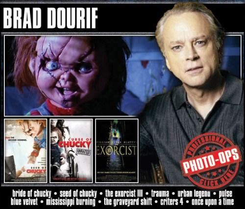 HorrorHound Weekend 2016 - Brad Dourif