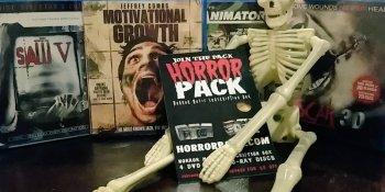 August 2016 Horror Pack