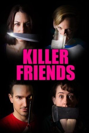 Killer Friends Poster