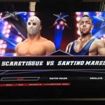 ScareTissue… The Wrestler?