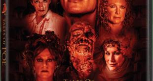 Tales of Poe DVD