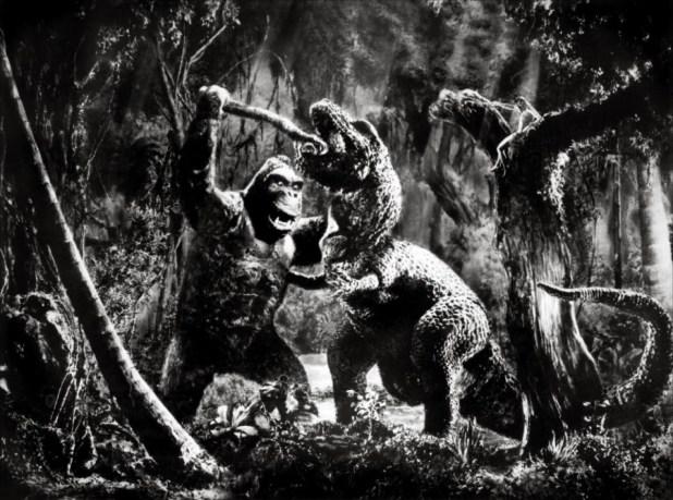 King Kong vs Tyrannosaurus