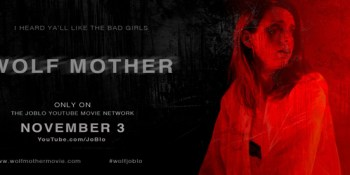 Wolf Mother Banner