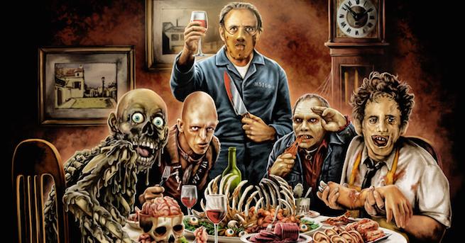 Cannibal Thanksgiving