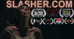 Slasher.com Cover Laurels