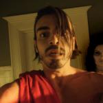 Still of Andres Mejia and Eliza Bone in Reel Nightmare