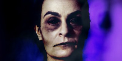 Still of Christine Uhebe as Agatha Goodwin in Reel Nightmare