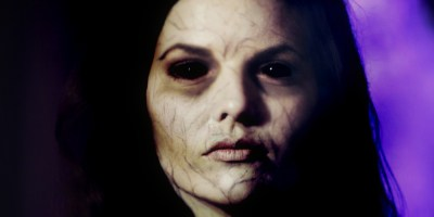 Still of Eliza Bone as Rosamund Goodwin in Reel Nightmare