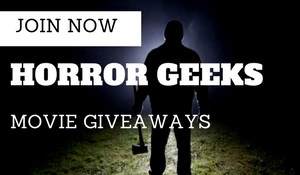 Horror Geeks - Join Now