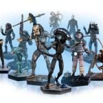 Eaglemoss Alien & Predator Figurine Collection