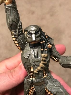 Eaglemoss Scar Predator Figure 5