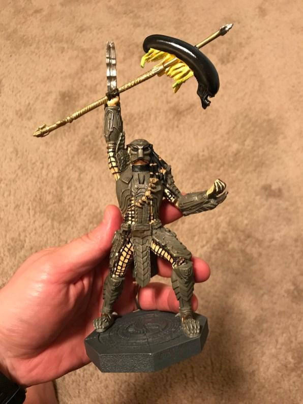 Eaglemoss Scar Predator Figure 8