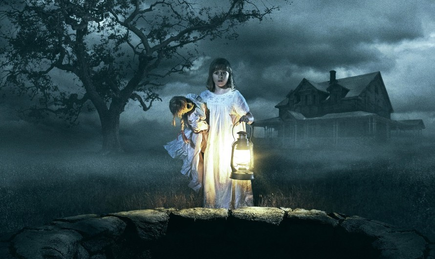 Annabelle: Creation – New Poster and Trailer Tonight!