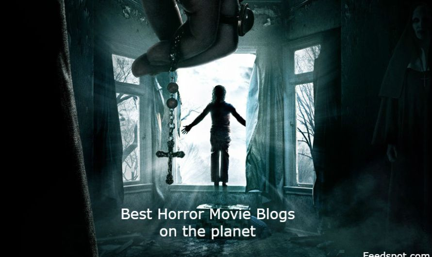 ScareTissue Named Top 50 Horror Site!