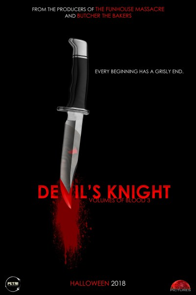 VOB3 Teaser Poster - Devil's Knight