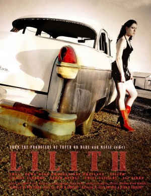Lilith DVD Cover