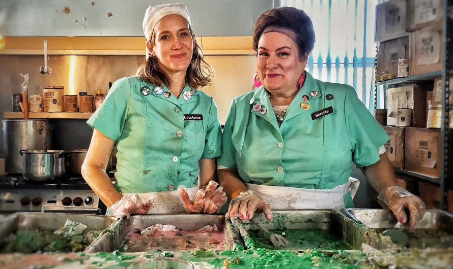 Lunch Ladies (2017) – Airfare Not Included