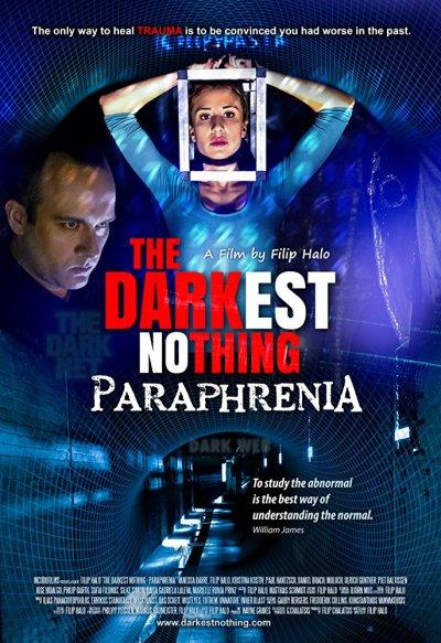 The Darkest Nothing Paraphrenia Poster