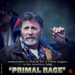Marshal Hilton Talks 'Primal Rage'