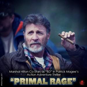 Marshal Hilton - Primal Rage