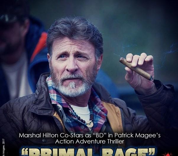 Marshal Hilton Talks 'Primal Rage'